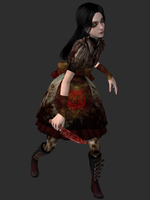 Silent Alice mod V3 by Lilacatz