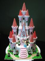 Princess Castle by Sliceofcake