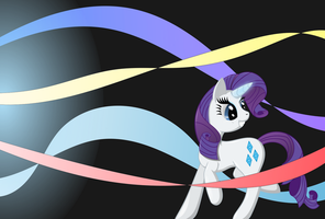 Rarity Background by KirzStryfe