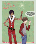 Happy Holidayyyyys by NineInjections