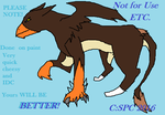 Commissions - Full Body (Simple) by WonderlandTrades