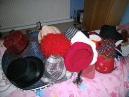 My hat collection. by spalpp
