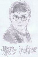 Harry Potter by ConkerTSquirrel