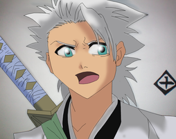 Bleach: Hitsugaya V2 by Tails212