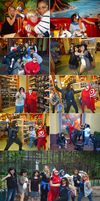 Shenanigans!! (4-13 Downtown Disney meet up) by Toxicated-kisame52