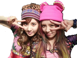 SNSD Hyoyeon and Seohyun - HyoSeo ~PNG~ by JaslynKpopPngs