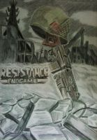 Resistance: Endgame by Matt-art4life