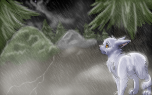 Rain and Fire by Eleeveen