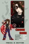 Crimson Raven Pixel ID by Alice-Omega