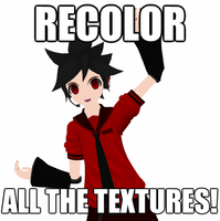 RECOLOR ALL THE TEXTURES! by Pikarissa18