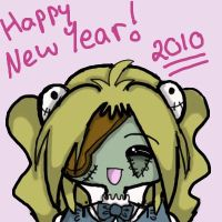 Happy New Year :3 by DRei-chan