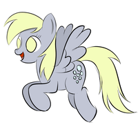 Derpy color by NuclearCinnamuffin