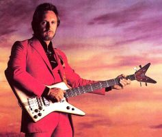John Entwistle by capitainrock2001