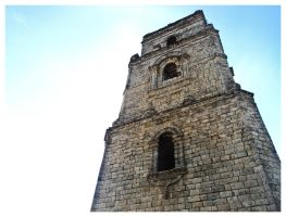 Paoay belfry II by singkit