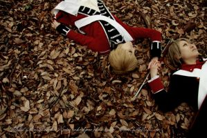 hetalia:UK USA 2 by azuooooo