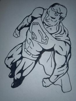 superman by Hopeyouguessedmyname