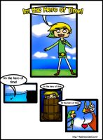 4PP: I'm the hero of time by Criana