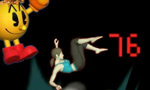 Wii Fit Trainer is out of shape? by JimmyPiranha