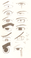 :Male Eyes: by Retainit