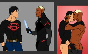 Young Justice: For Old Time's Sake by tapwater86
