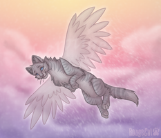 Silverstream by therougecat