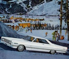 After the age of chrome and fins : 1966 Mercury by Peterhoff3