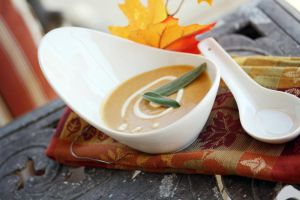 Roasted Pumpkin Soup 6 by laurenjacob