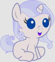 ~ Caity as a filly ~ by Angelicsweetheart