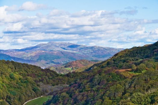 View towards Barmouth by Wildfowl