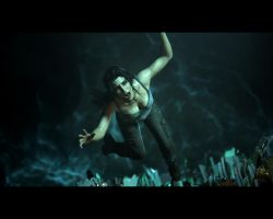 TOMB RAIDER trailer screen 16 by Sakurawhish