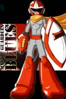 Mystic Guardian- Protoman by afantar