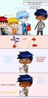 Happy B-day Aomine-kun by SakuraYagami