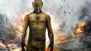 Reverse Flash Last Stand by uncannyknack