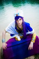 Magi - Sinbad by darcywilliam