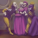 The Masked Ball by Veitstanzproject