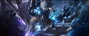 Assasin's creed signature by fearless96gf