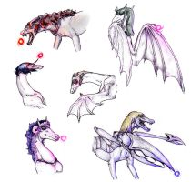 Bleach Dragons: Ceros 2 by nightwindwolf95
