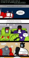 Autobots Speak by Comics-in-Disguise
