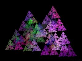 Triangles by TropicalCreations