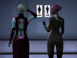 human quiz for asari by Taleeze