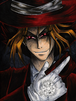 Yami joins Hellsing by HeartandVoice