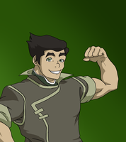 Bolin by CursedFire
