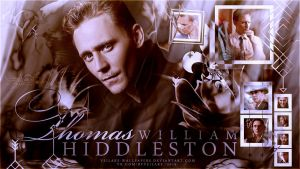 Thomas William Hiddleston by VeilaKs-Wallpapers