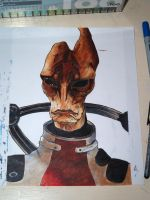 Mordin Solus by mad-dragon249
