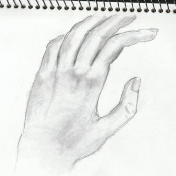 1 hour and a hand... by Hydok