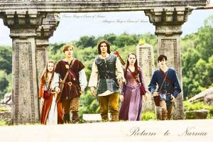 Return to Narnia by LovelyLittleAlice