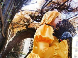 Kagamine Rin - Vocaloid - [Daughter of Evil] (4) by Kanue