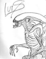 Alien by TheWallProducciones