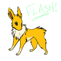 Flash is Back :D by Illogicat