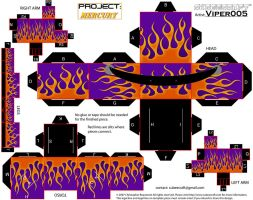 Project: Mercury Cubee by Viper005